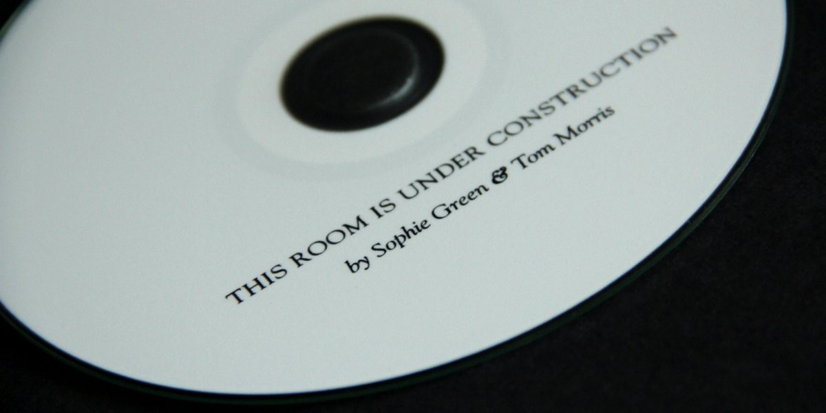 Sophie Green & Tom Morris – This Room Is Under Construction EP