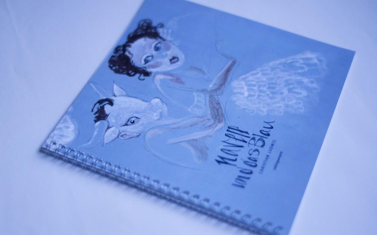 """Fotos von """"Navele und das Blau"""""""