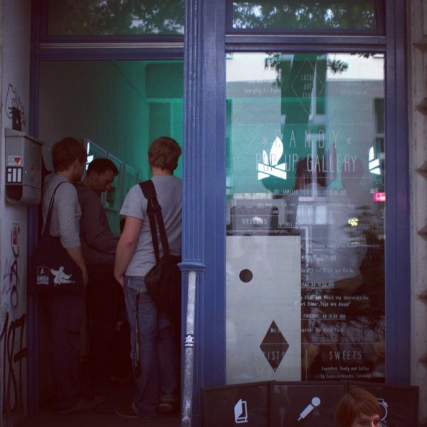 Bilder vom Local Art Club Hamburg