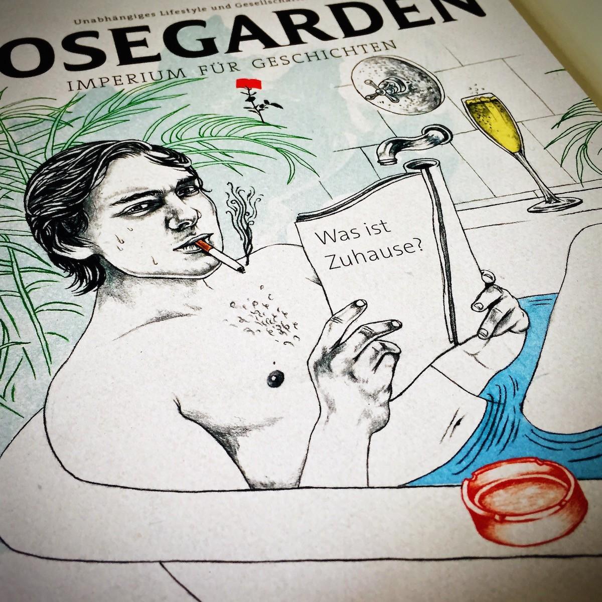 Über Magazine